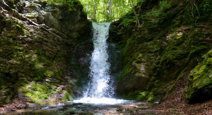 Pehcevo's waterfalls