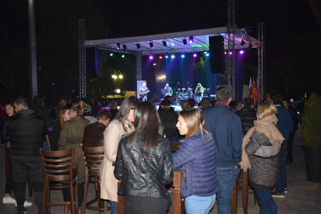 Pehchevo has got a festival stage and a tourist information center