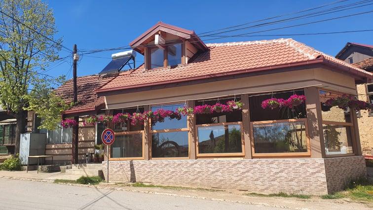 Ресторан Викторија – Пехчево
