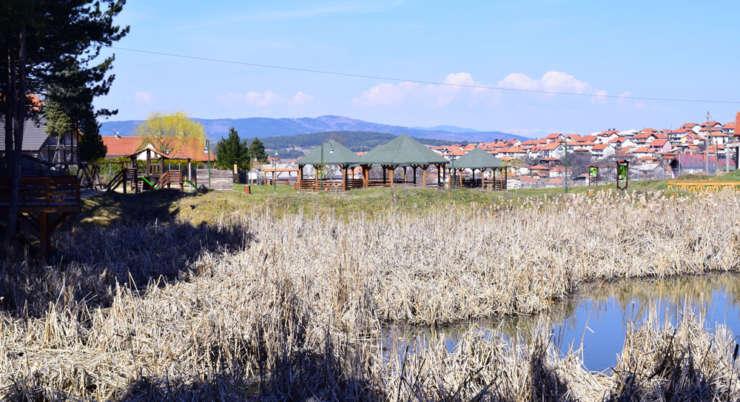 Барски еко-систем Езерце